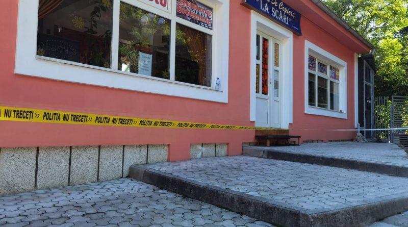 Cei doi pășcăneni care s-au înjunghiat aseară au fost transferați la un spital din Iași.